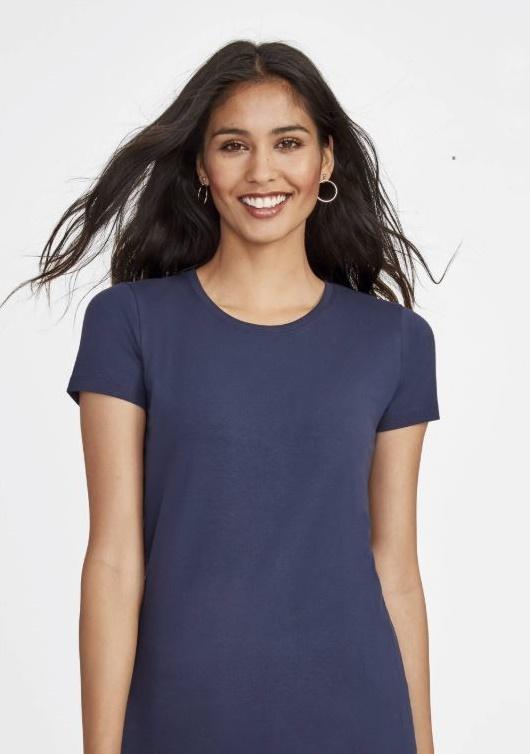 t-shirt publicitaire femme